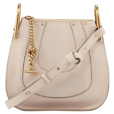 Chley Small Hayley Ivory Beige Abstract White Leather Hobo Gold Hardware $1890 - MyDesignerly