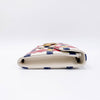Gucci Marmont Chain Wallet Trompe L'oeil Red White Blue Leather Cross Body Bag