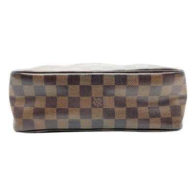 Louis Vuitton Brown Trousse De Toilette 25 Damier Ebene Cosmetic Bag