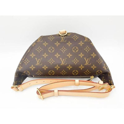 Louis Vuitton Bumbag Fanny Pack 2020 Brown Monogram Canvas Messenger Bag