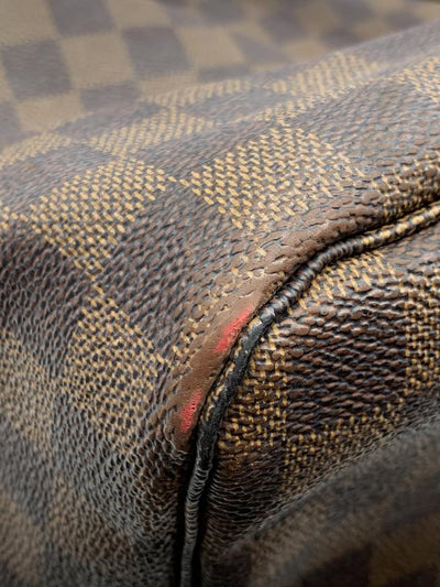 Louis Vuitton Neverfull Gm Brown Damier Ébène Canvas Tote