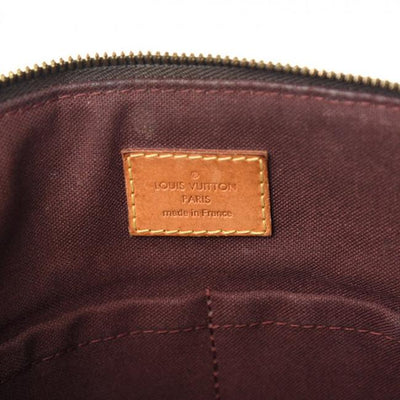 Louis Vuitton Turenne Monogram Mm Brown Canvas Tote