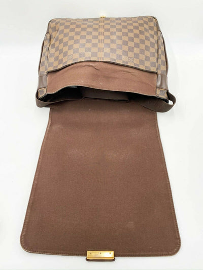 Louis Vuitton Messenger Bastille Computer Brown Damier Ébène Laptop Bag