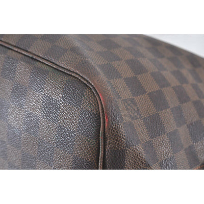 Louis Vuitton Neverfull Neo Damier Ebene Brown Canvas Tote