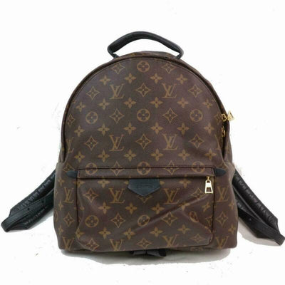 Louis Vuitton Palm Springs Brown Monogram Canvas Backpack