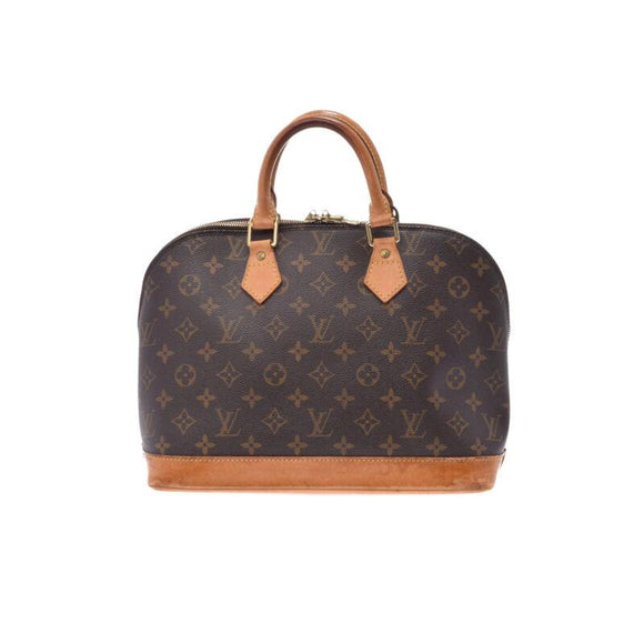 Louis Vuitton Alma PM Monogram Satchel