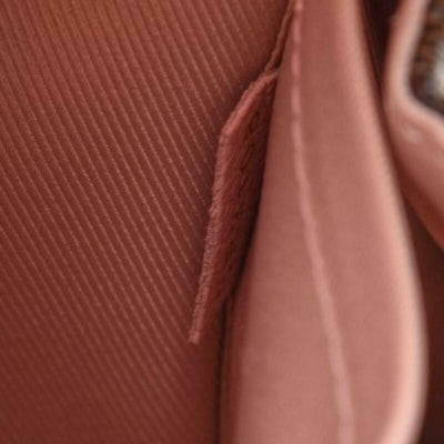 Louis Vuitton Clapton Magnolia Pink Damier Ébène Canvas Backpack