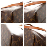 Louis Vuitton Iena Pm 2016 Brown Monogram Canvas Tote