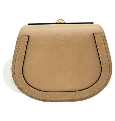 Chloé Crossbody Nile Small Bracelet Beige Leather Shoulder Bag