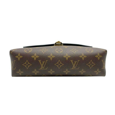 Louis Vuitton Saint Placide Chain Aurore 2018 Red Monogram Canvas Cross Body Bag