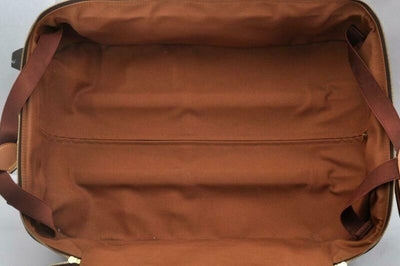 Louis Vuitton Pegase 55 Carry On Suitcase Brown Monogram Canvas Weekend/Travel