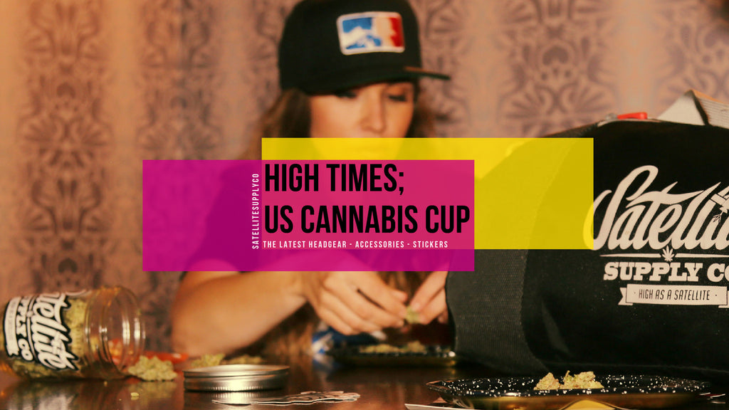 High Times; US Cannabis Cup