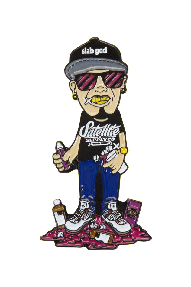Paul Wall Limited Edition Pin