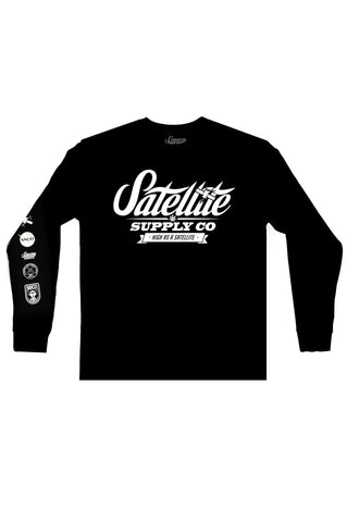 Authentic Satellite Long Sleeve