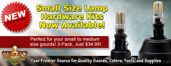 June 6, 2020: NEW small Lamp Hardware Kits, Jigsaws Back In Stock, and More!