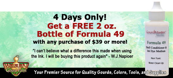 January 30, 2021: Get a FREE Formula 49 with your purchase of $39 or more!