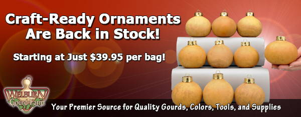 July 11 2020: Craft Ready Ornaments are Back!