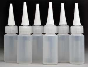 Pack of 6 Needle Nose Bottles