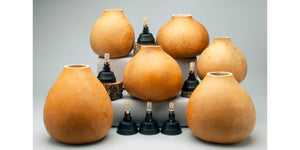 Open-Top Gourd Lamp Kits