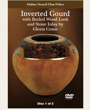 "Gloria Crane's ""Inverted Gourd"" Class"