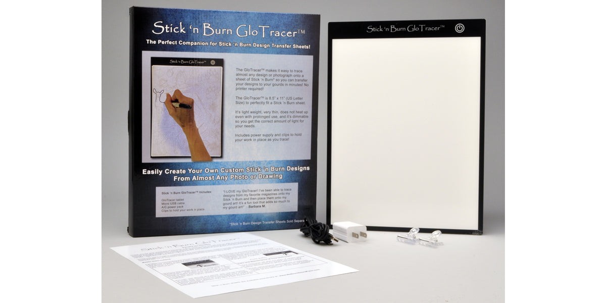 Stick 'n Burn GloTracer with 2 FREE packs of Stick n Burn