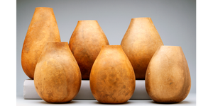 'Standard Quality' Box of Tall Body Gourd Vases