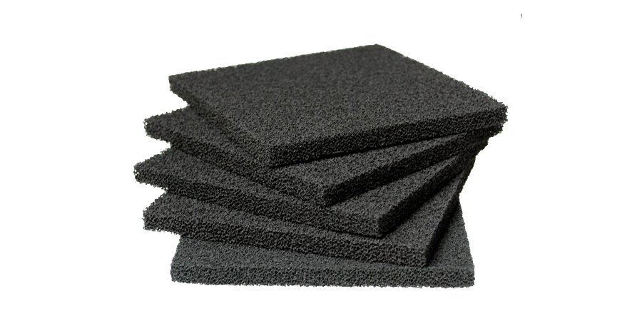 Filters for WoodBurning Buddy, Activated Carbon - 5 Pack