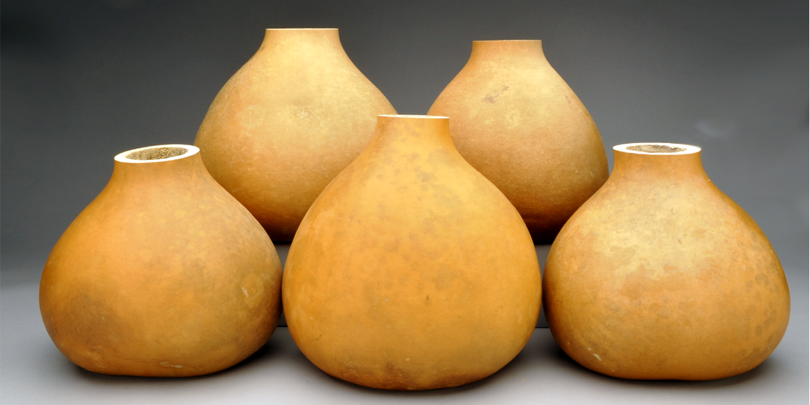Gourd Pots, Pre-Cut and Craft Ready