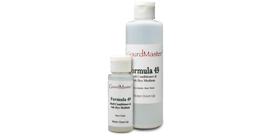 GourdMaster Formula 49 8oz Bottle