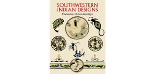 Southwestern Indian Designs Dover Book