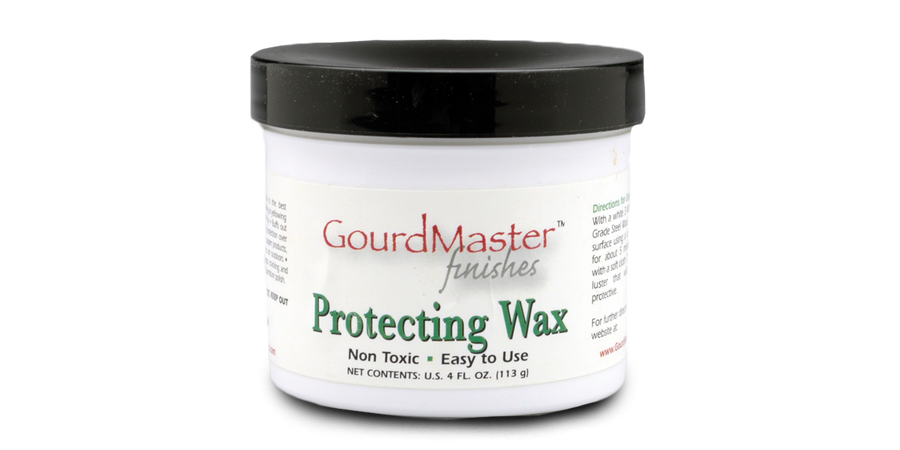 GourdMaster Protecting Wax