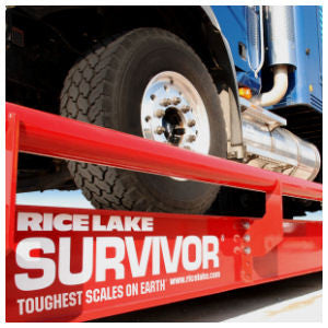 Survivor Truck Scales