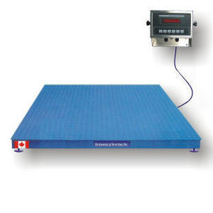Low Profile Floor Scales