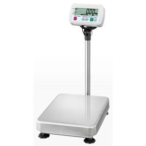 A&D SC/SE Washdown Bench Scales