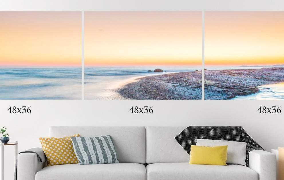 144x36 Canvas Split Canvas Newfoundland Canvas