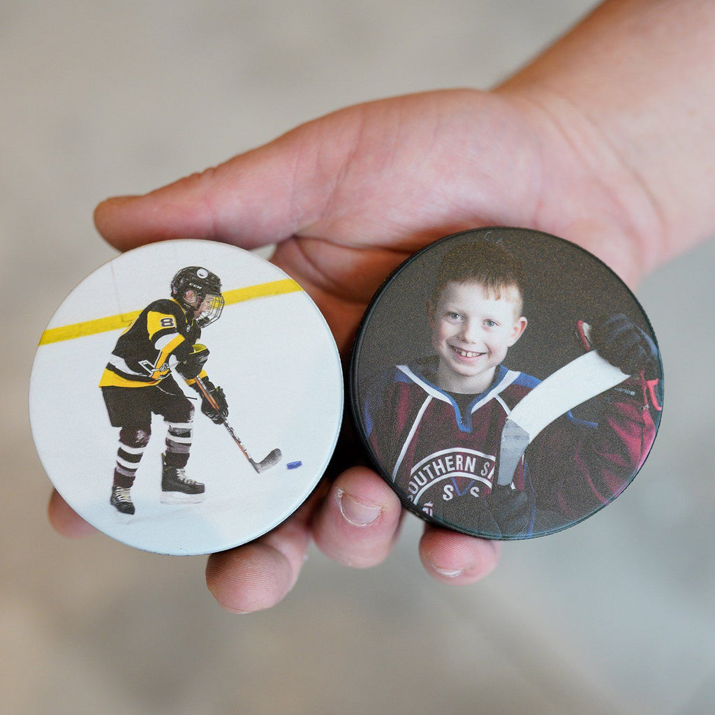 "3""x3"" Hockey Pucks"