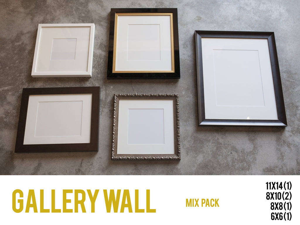 Gallery Wall Mix Pack