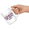 Image of May The Fourth Be With You-White Mug - HobnobStore