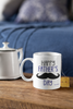 Image of Happy Fathers Day1-White Mug - HobnobStore