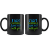 Image of I Cant Continue To Hang Out With You-Black Mug - HobnobStore