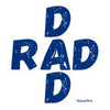 Image of Rad Dad-White Mug - HobnobStore