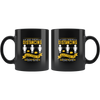Image of I Was Social Distancing Before It Was Cool-Black Mug - HobnobStore