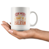 Image of Arts Dont Exist In Isolation-White Mug - HobnobStore