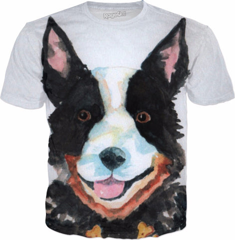Australian Cattle Dog T-Shirt - HobnobStore