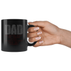 Image of Dad No Matter What-Black Mug - HobnobStore