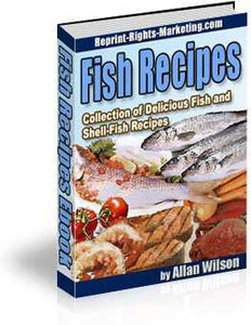 Fish Recipes - Free Download - HobnobStore