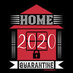 Image of Home 2020 Quarantine-Black Mug - HobnobStore