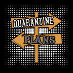 Quarantine Plans-Black Mug