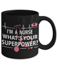 Image of Superpower - Black