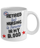 Image of Nursing Forever In Blood - HobnobStore
